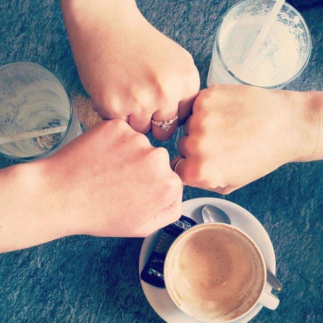 Fist Bumb Breakfast