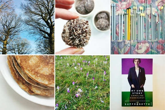 { All The Good Things } February (1)